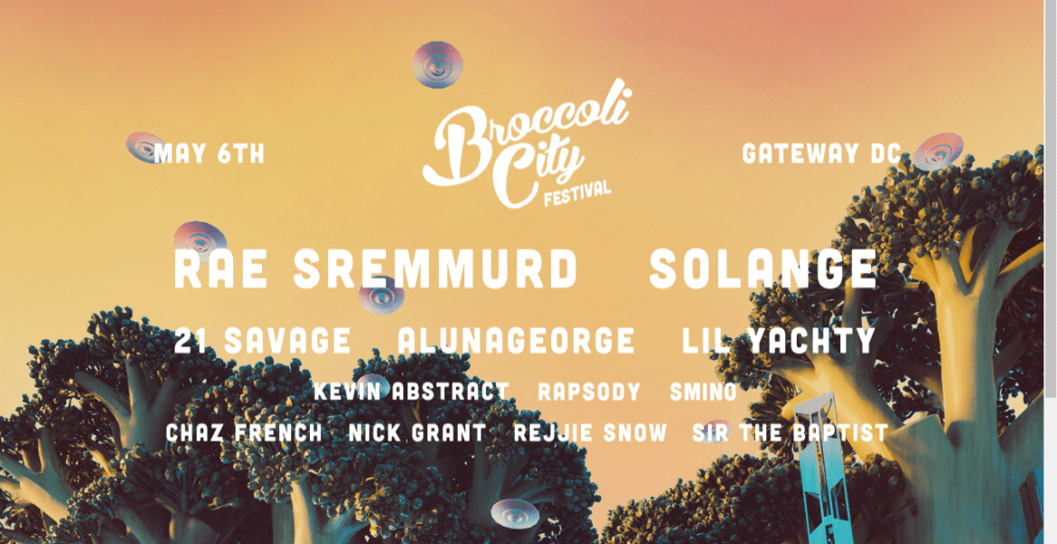 Broccoli City Festival Season