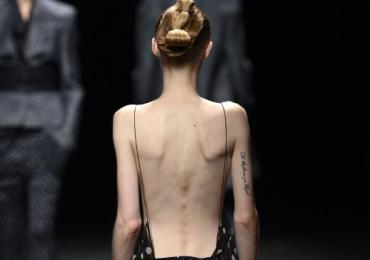 Size zero fashion beauty models banned Kering, LVMH