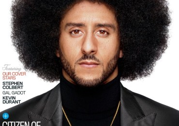 Colin Kaepernick Requested to Only Wear Black Designers for GQ