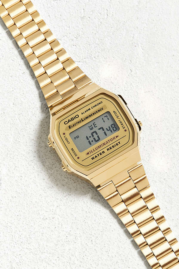 Casio Vintage Digital Watch $65