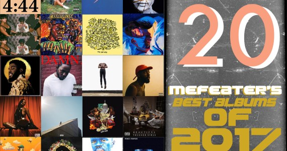 MEFeater's Picks for Best Albums of 2017 ?