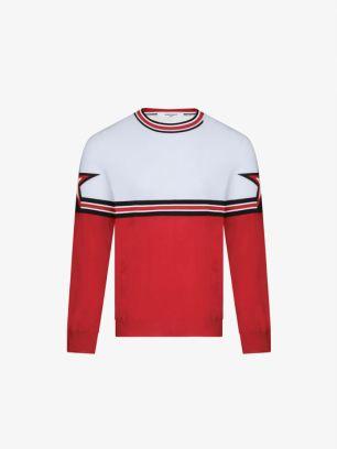 Jacquard Sweater $725