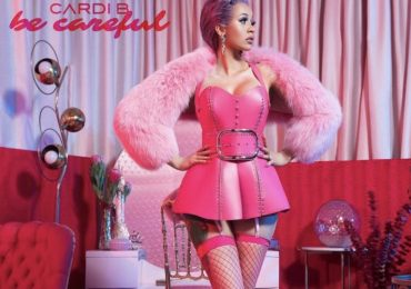 cardi b be careful cover