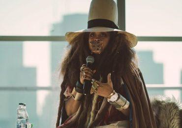 Afrochic Erykah Badu