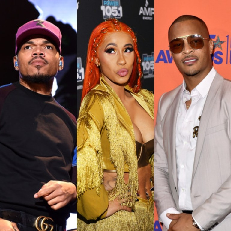 Chance The Rapper, Cardi B, And T.I. to Host Netflix Hip Hop Competition