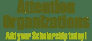Attention Organizations