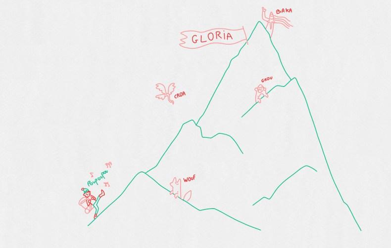 La montagne de la vie d'un illustrateur est semée d'embuches.