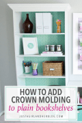 how-to-add-crown-molding-to-plain-bookshelves-453x680