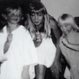 vlnr Foka, Mirelle en Eveline