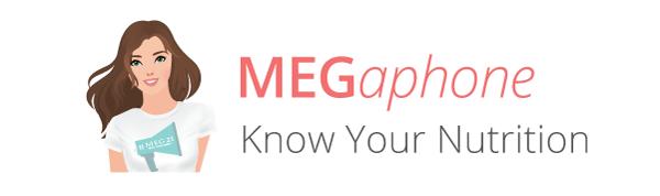 MEGaphone: Know Your Nutrition