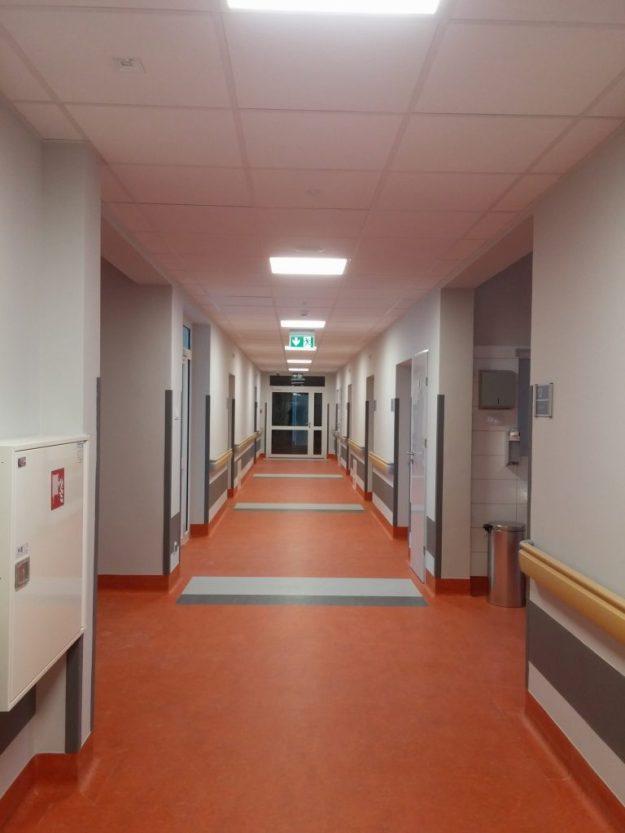 Remont i przebudowa Szpitala Wojewódzkiego w Białymstoku