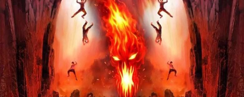 Sons do Inferno: o barulho misterioso captado por russos