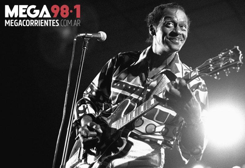 #Undíacomohoy: en 1926 nace Chuck Berry