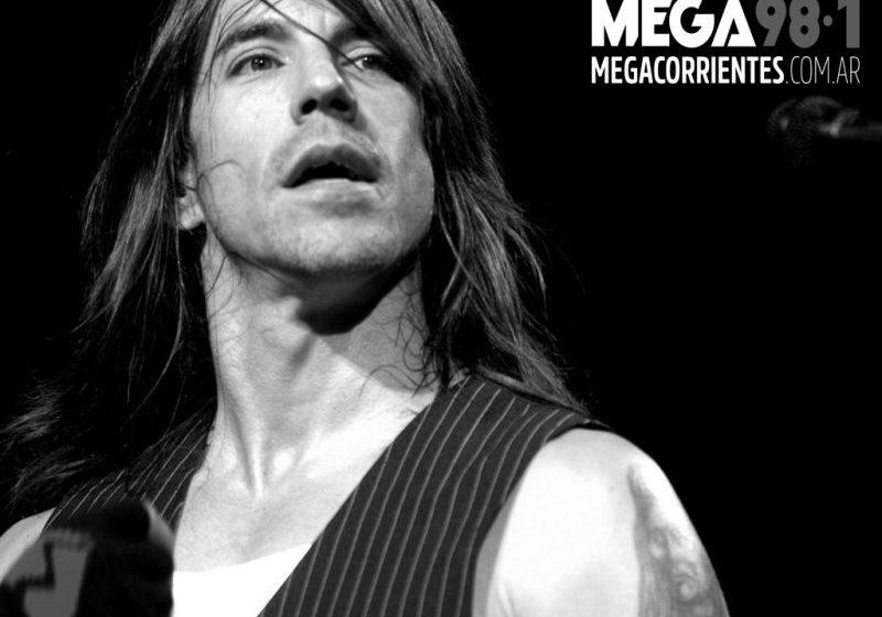 #Undíacomohoy: en 1962 nace Anthony Kiedis