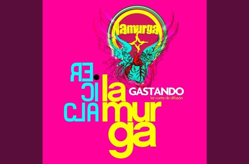 La Murga estrena 'GASTANDO', single de 'Recicla' su nuevo disco