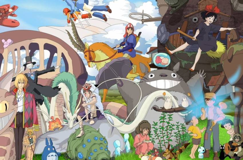 Studio Ghibli llega a Netflix Latinoamérica en 2020