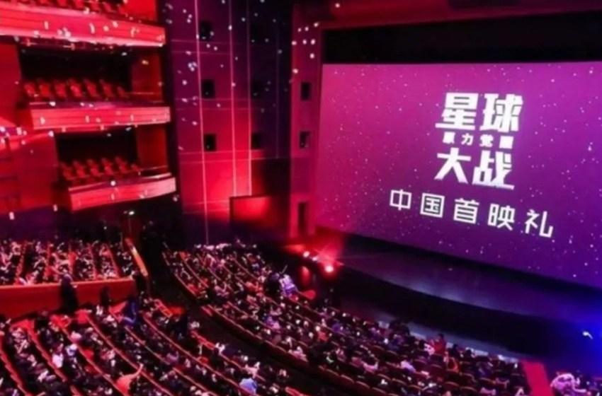 China: con solo un caso de coronavirus en 24 horas, reabrirán salas de cines
