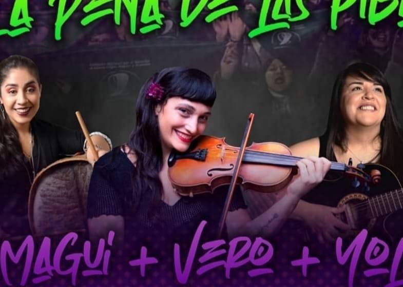 SERENDIPIA: Más de cien artistas pasaron por La Peña de las Pibas
