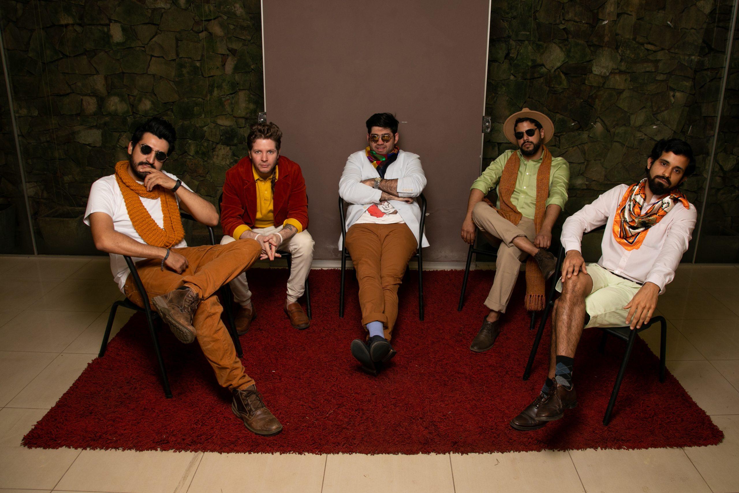Desde Paraguay The Fabis trae lo mejor del blues!