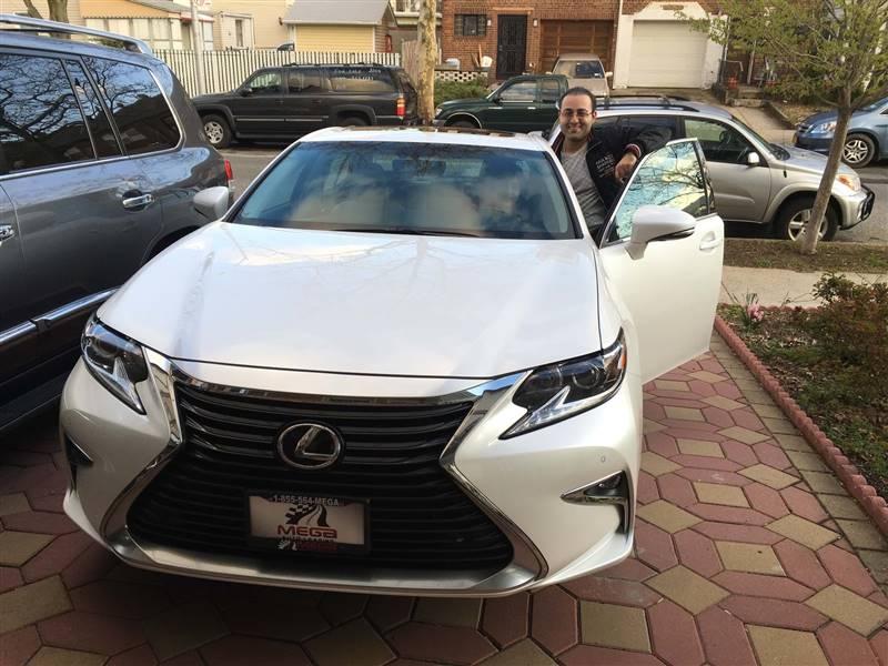 Lexus ES 350 2016 Lexus ES 350