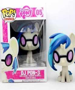 Muñeco Funko Pop DJ Pon-3
