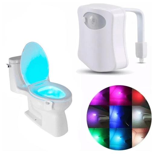 Luz led 8 colores