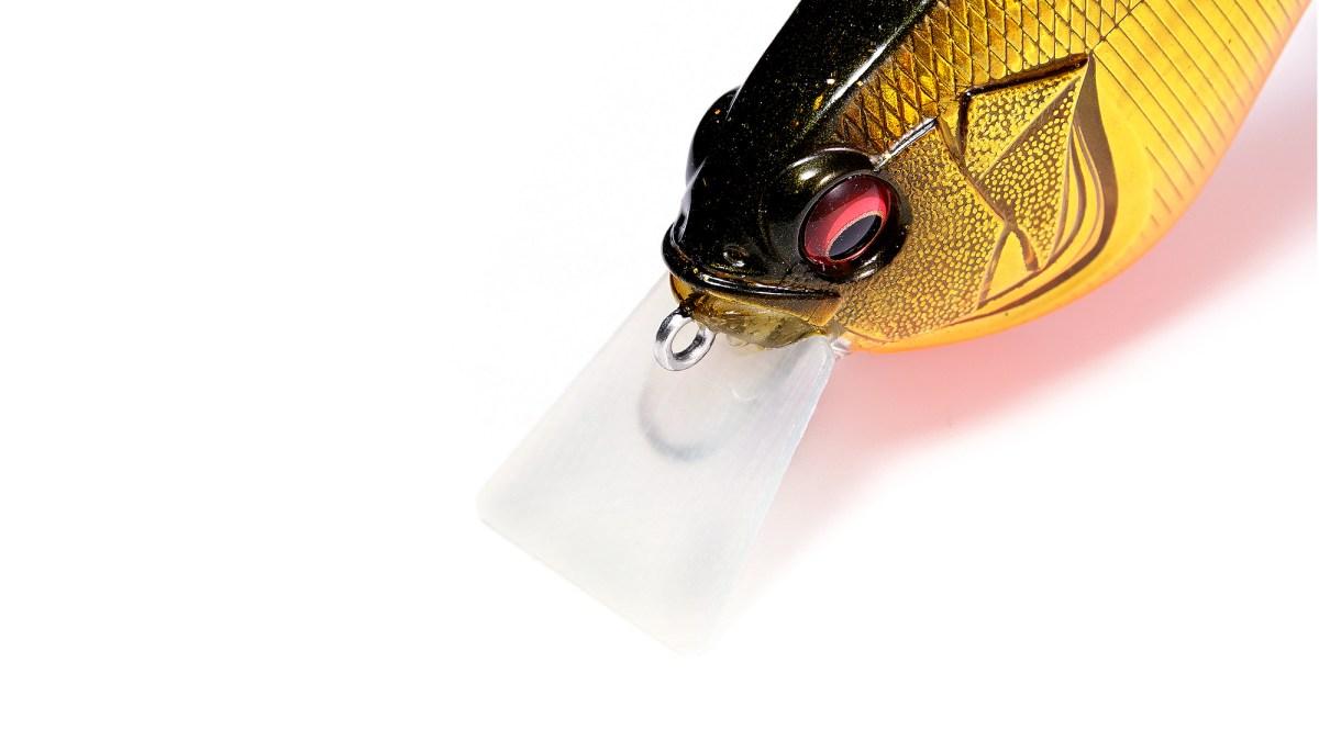 Megabass sonicside_lip_detail