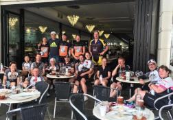 Cycle 4 Sam & The Mega Bike Community