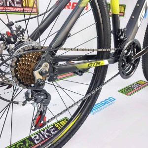 Bicicleta-guayaquil-mtb-montañera-talla-mega-bike-store-bike-shimano-gtb-cycle-aro-29-aluminio-negro-amarillo