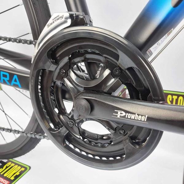 Bicicletas-talla-aro-700-mega-bike-store-bike-ruta-carrera-shimano-triatlón-gti-carrera-aro-700-aluminio-negro-azul