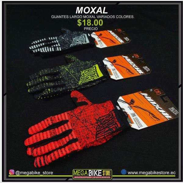 Bicicleta-guayaquil-mtb-montañera-talla-mega-bike-store-bike-shimano-guantes-moxal-rojo-amarillo-gris.