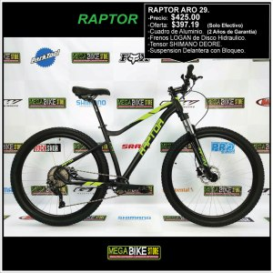 Bicicleta-guayaquil-mtb-montañera-talla-mega-bike-store-bike-shimano-raptor-aro-29-aluminio-negro-verde.