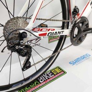 Bicicletas-talla-aro-700-mega-bike-store-bike-ruta-carrera-shimano-triatlón-giant-scr-aro-700-aluminio-blanco-rojo.