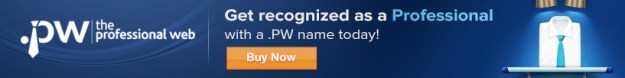 PW THE professional domain name