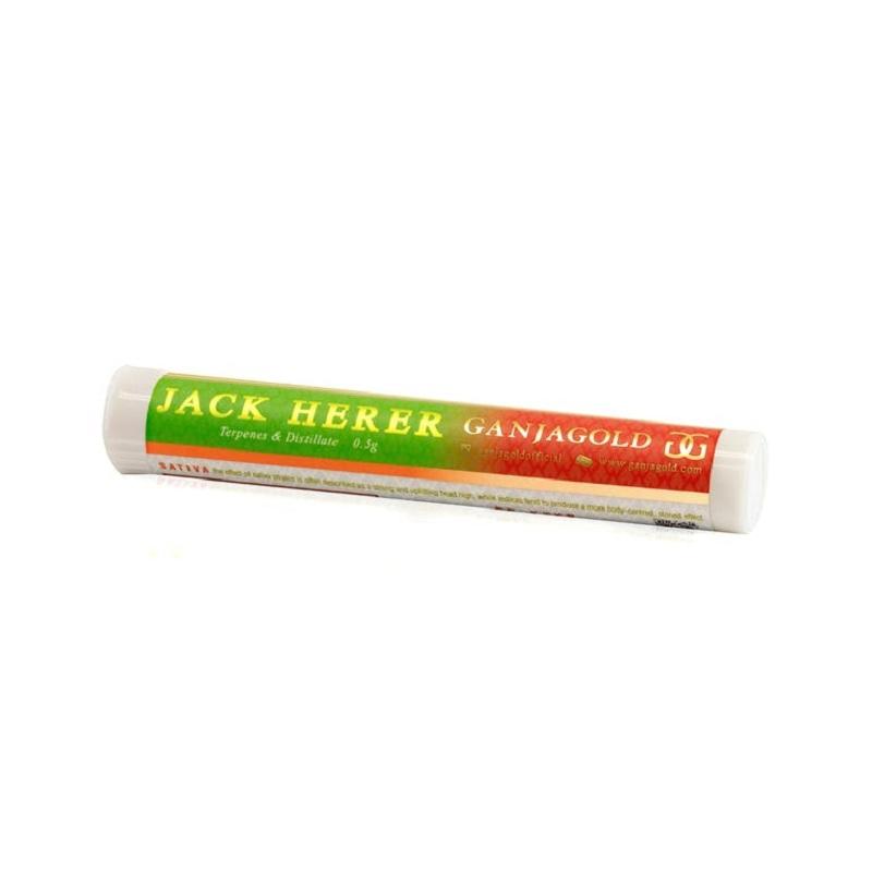 Ganja Gold | Jack Herer (1000mg)