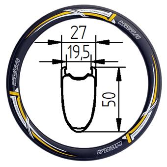 27C+50D Tubeless