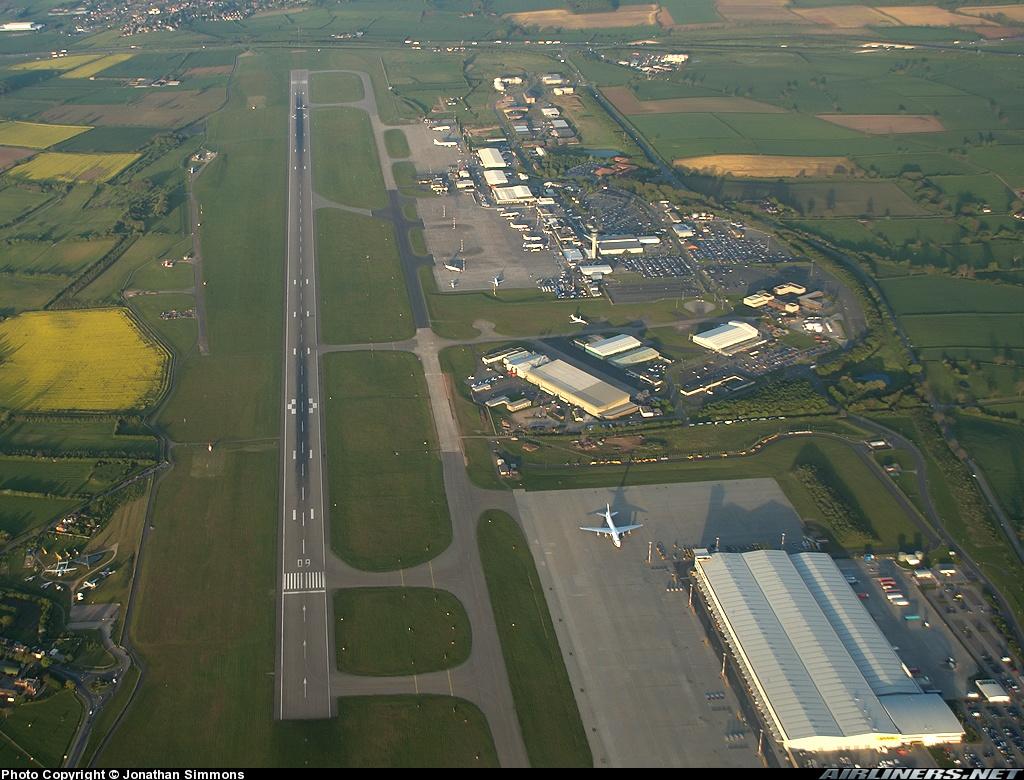 Aeropuerto De East Midlands Megaconstrucciones Extreme