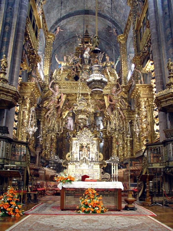 Catedral De Santiago De Compostela Megaconstrucciones