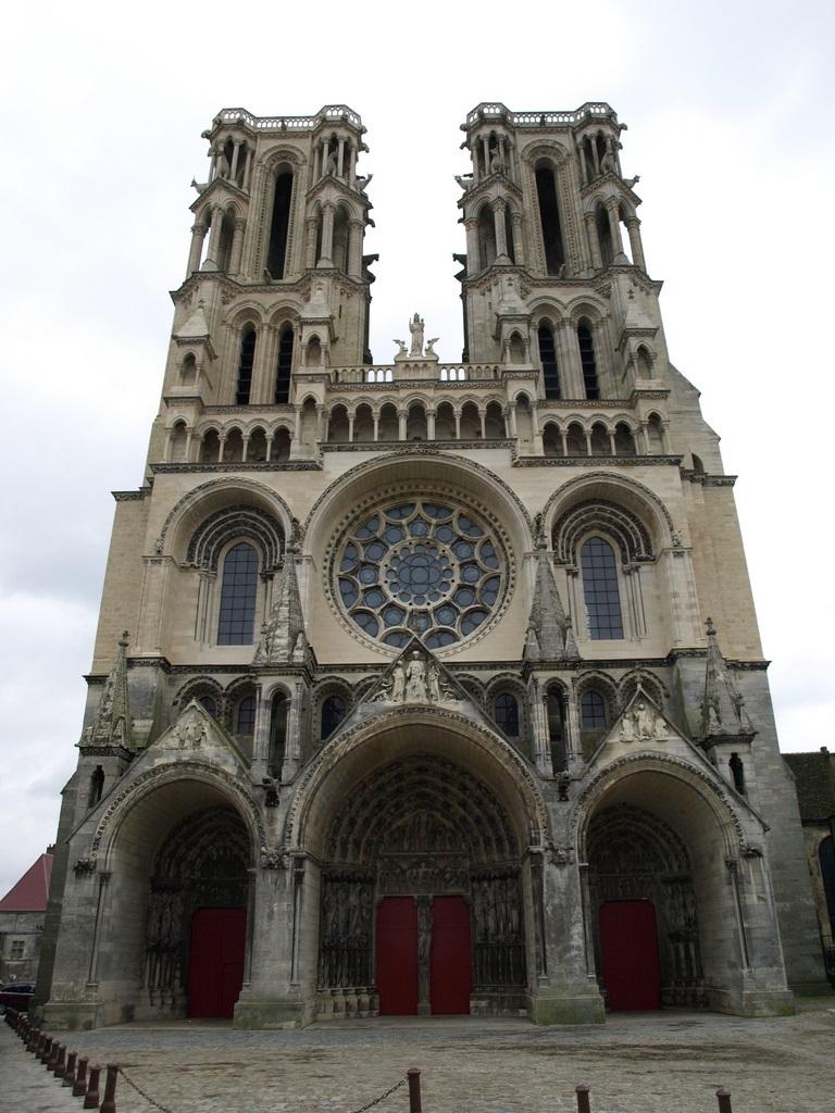Catedral De Laon Megaconstrucciones Extreme Engineering