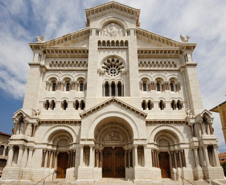 Catedral de Mónaco, Catedral de Nuestra Señora de la Inmaculada ...