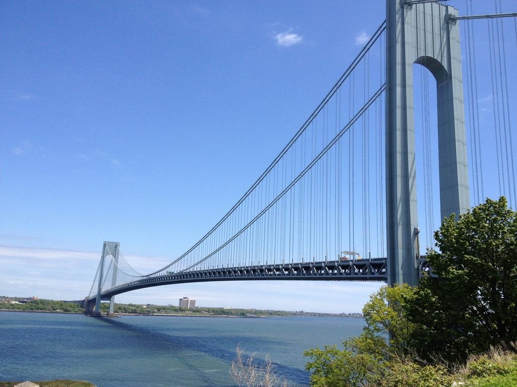 Puente Verrazano Narrows Megaconstrucciones Extreme