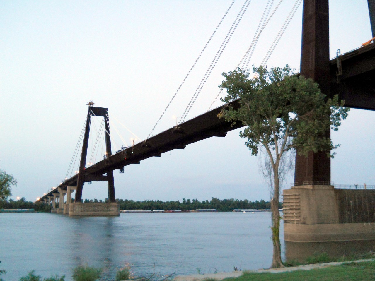 Puente Hale Boggs Memorial Puente Luling Destrehan