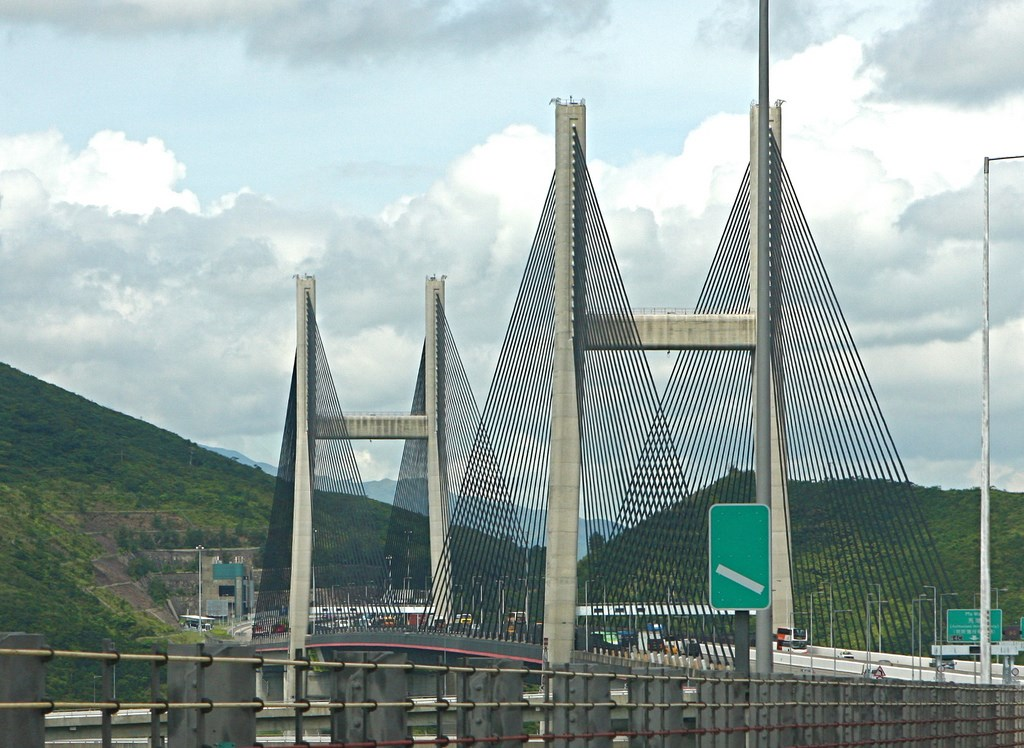 Puente Kap Shui Mun Megaconstrucciones Extreme Engineering