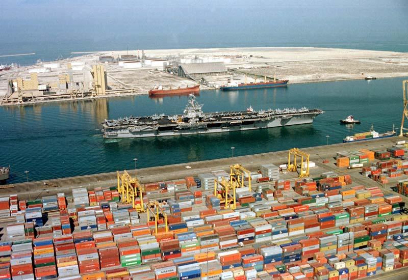 Puerto De Dubai Megaconstrucciones Extreme Engineering