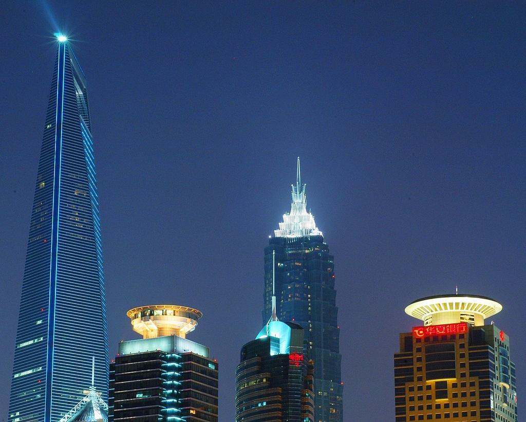 Shanghai World Financial Center Megaconstrucciones