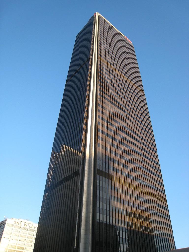 Aon Center Los 193 Ngeles Megaconstrucciones Extreme