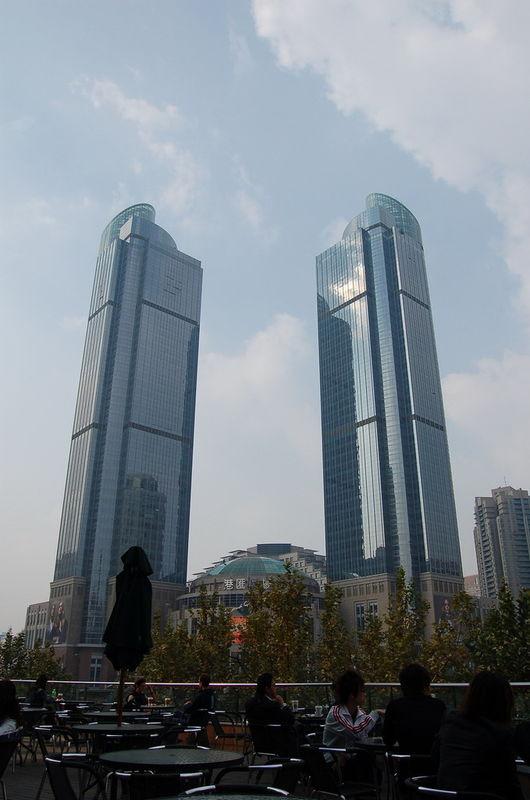 Grand Gateway Shanghai Megaconstrucciones Extreme
