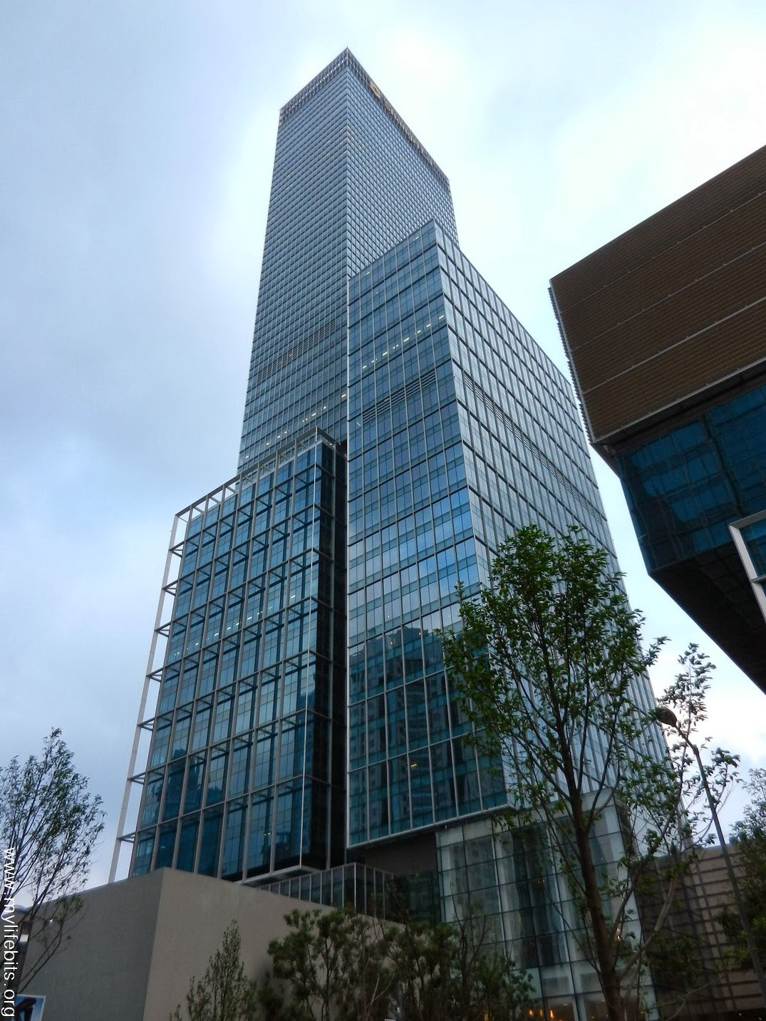 Jing An Kerry Centre Megaconstrucciones Extreme Engineering