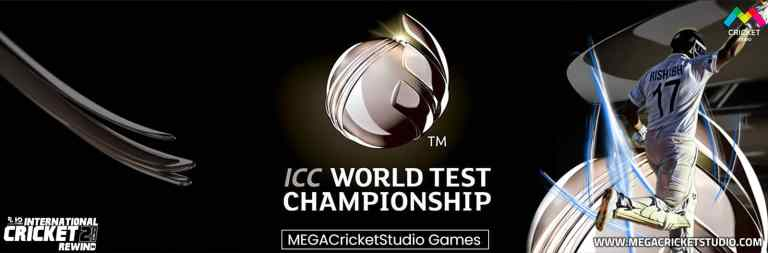 ICC World Test Championship 2021 Patch for EA Sports Cricket 07