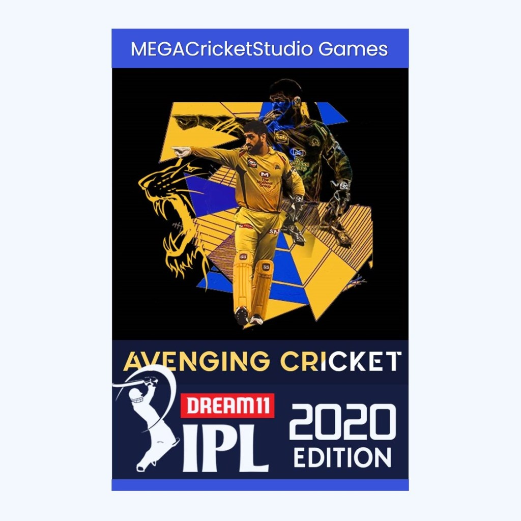 Dream11 IPL Cricket 2020 | A Brand New Realistic IPL Game for PC/Laptop